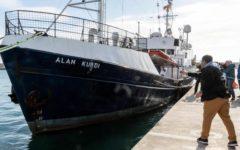 Sea Eye: nuovo appello, le scorte di cibo e di acqua stanno per finire. Occorre sbarcare i migranti