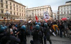 Bocci: sconcerto per gli scontri di facinorosi con la Polizia