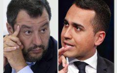 M5S: processo a Di Maio per frenare i malumori. Conte chiede la fiducia a Salvini