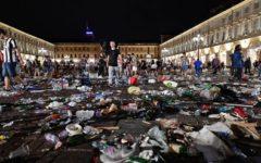 Juve-Real Madrid, spray urticante fra la folla in piazza San Carlo: 4 giovani condannati a 10 anni