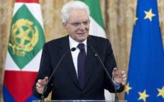 2 giugno, Mattarella: «Democrazia incompatibile con ricerca del nemico». Mercoledì la lettera dell'Ue