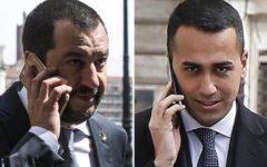 Governo: intesa sullo sblocca-cantieri, telefonata Salvini - Di maio