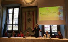 Firenze: la poesia di Rosanna Badalamenti al Palazzo del Pegaso