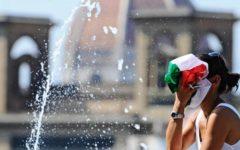 Firenze: codice rosso per il caldo, si toccheranno i 40 gradi